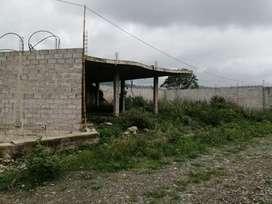 Terreno (en construcción) de oportunidad en La Maná