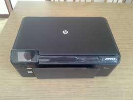 Impresora HP Photosmart Multifunción D110a