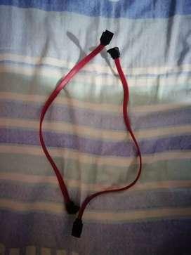 Se vende Cables SATA x2