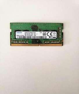 Memoria SODIMM Samsung 8gb DDR4 2400mhz Nueva para Notebook