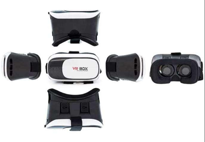 Gafas realidad Virtual Vr BOX 0