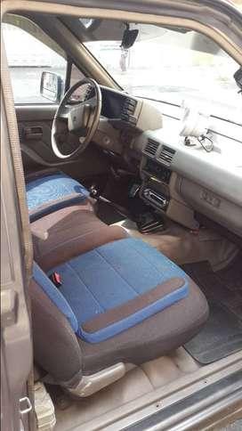 Vendo Chevrolet Luv 2300 Furgón Con Aislador y Termoking