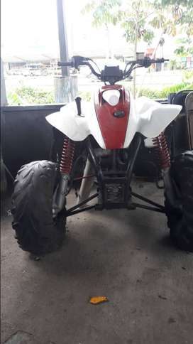 2 fourwheel polaris 250, 2 tiempos