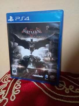Videojuego Batman: Arkham Knight para PS4