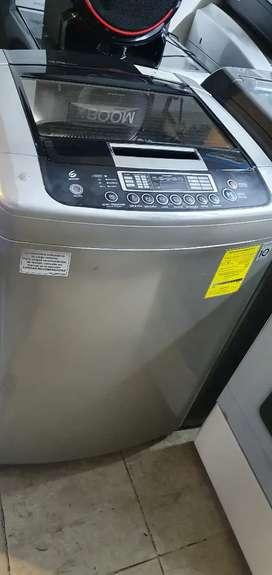 Vendo lavadora lg inverter de 35 libras