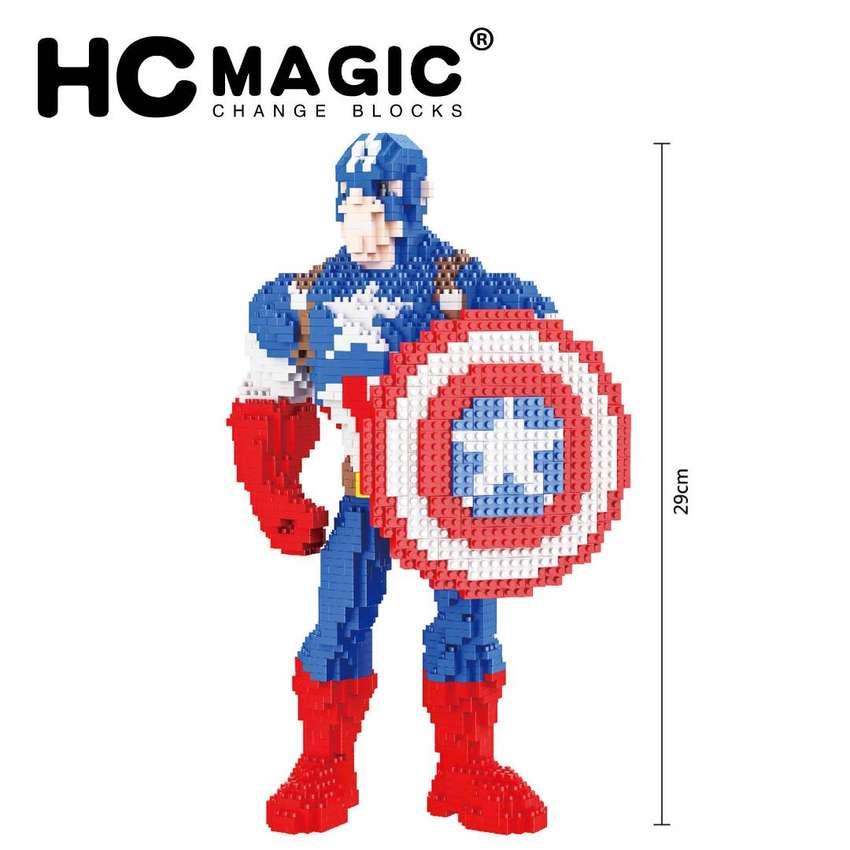 LEGO CAPINTAN AMERCA