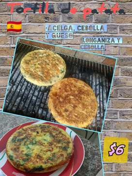 Torta Tortilla española