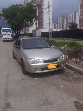 Mazda Allegro 2000