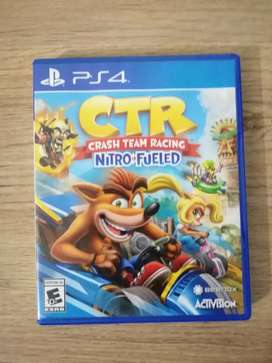 Crash nitro fueled ps4