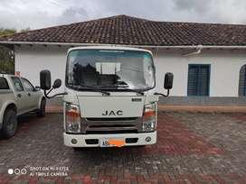 Vendo camión Jac 1040 3.5tn