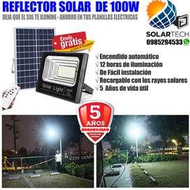 Reflector  Panel Solar 100watts