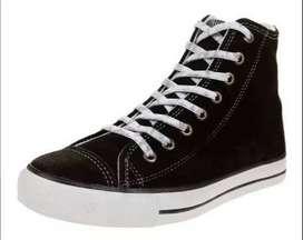 Zapatillas Levis New Tede Suede Black