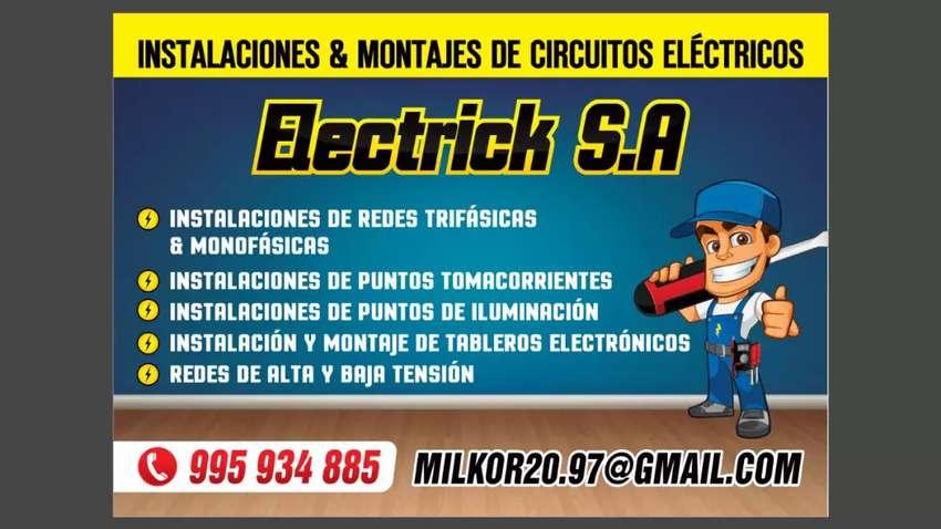 ELECTRICK S.A 0