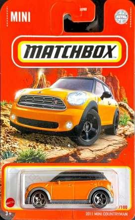 Marchbox - Mini Cooper