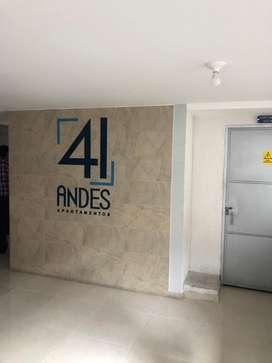 Apartamentos en El Centro Andes 41