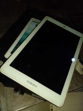 Tablet casi no tiene uso
