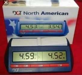 Reloj Digital De Ajedrez DGT North American