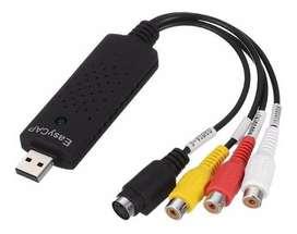Capturadora USB de video AV