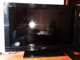 SONY Bravia 32 pulgadas LCD TV No Smart