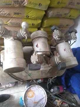 compresor industrial de 3 caballos de fuerza