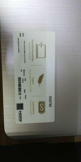 Se vende portátil asus X507M