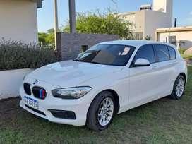 BMW 118, 2017