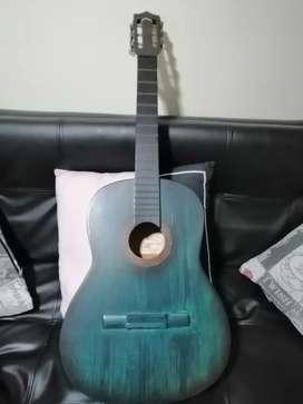 Guitarra acústica barata personalizada