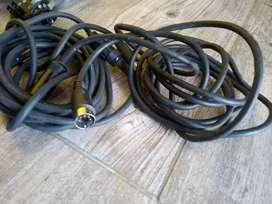 Cables para equipo aiwa 120 o el 1200