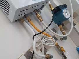Servicio Tec ,  Instalaciones de Gas Natural