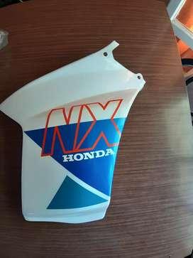 Plásticos Originales a Estrenar de Honda