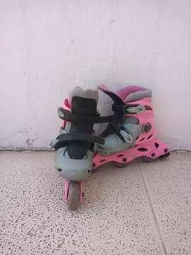 Rollers para niñas