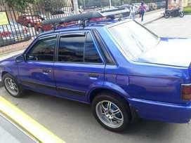 Hermoso Carro Mazda 323