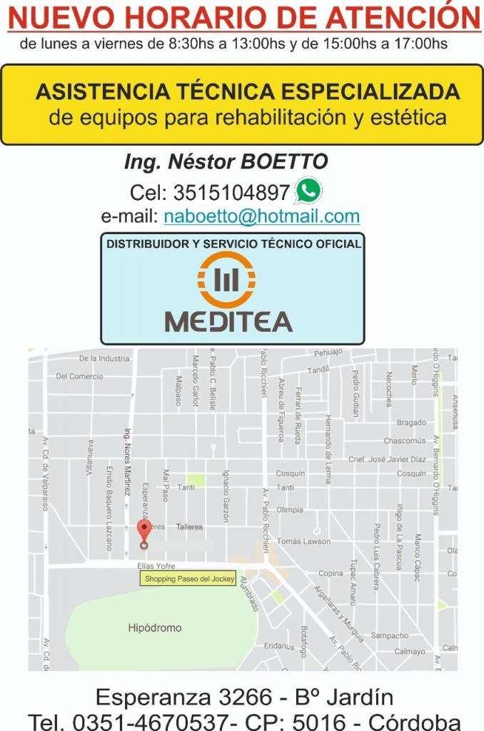SERVICIO TÉCNICO OFICIAL MEDITEA 0