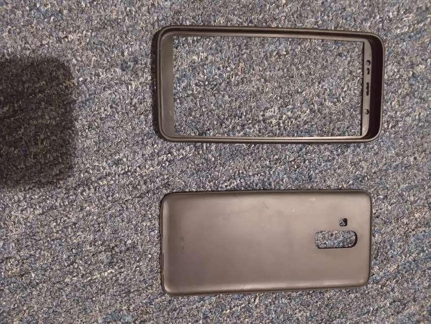 $10.000 Cover Slim Samsung Galaxy J8 (Silicona)