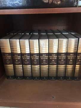 Vendo La Gran Enciclopedia del Mundo Usada