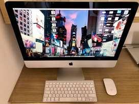 iMac 21.5 - A1418 - Versión Full - 2.9 GHz QuadCore i5 + 8GB RAM + Video Nvidia GeForce 1GB - Poco Uso - Único Dueño