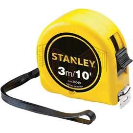 Flexómetro Stanley 3 Metros