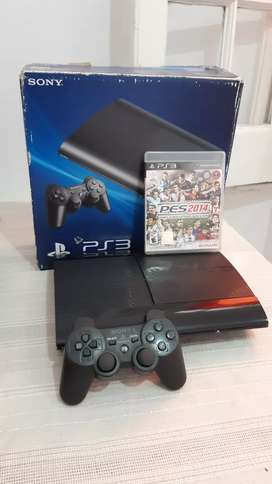 VENDO PLAYSTATION 3 CON 18 JUEGOS IMPECABLE