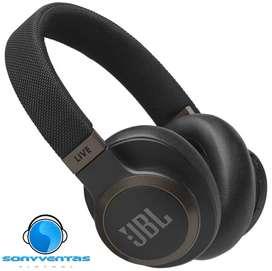 Audifonos JBL Live 650BT NC. Bluetooth. Cancelación ruido. NUEVOS!!!