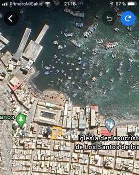Se vende Terreno en Paita Baja. US$ 150,000.388 m2.