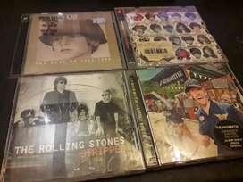 CDS Originales. El precio es por los 4