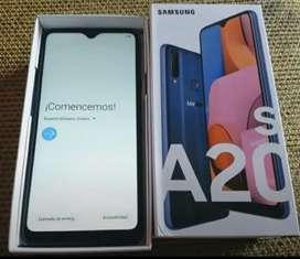 Celular Samsung Galaxy A20s libre