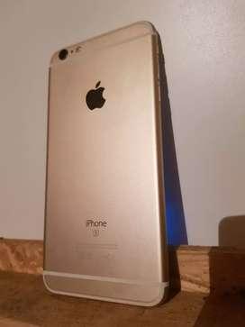 Vendo iphone 6s plus libre 32gb