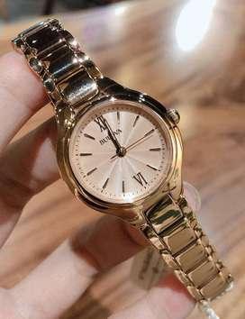 Reloj Bulova de mujer oro rosa, relojes originales Citizen Fossil Guess MK Seiko Tommy