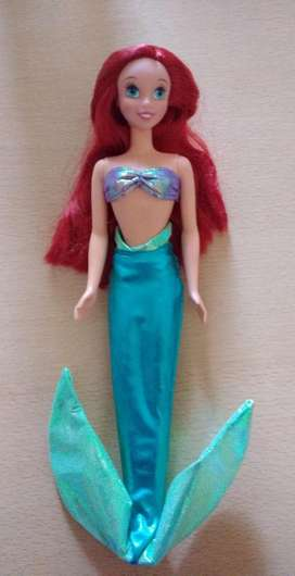Muñeca Sirenita Disney Original Mattel 1995