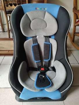 Silla para autos bebe