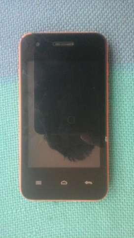 Telefono Azumi para Repuestos