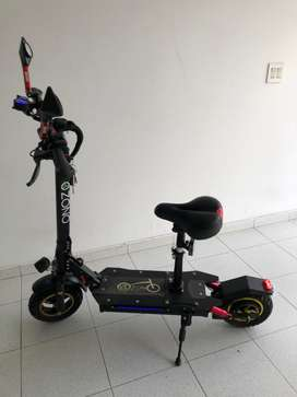 Patineta electrica scooter S8