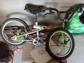 Bicicleta           marco 16