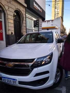 Chevrolet s-10 4×2 doble cabina 2019